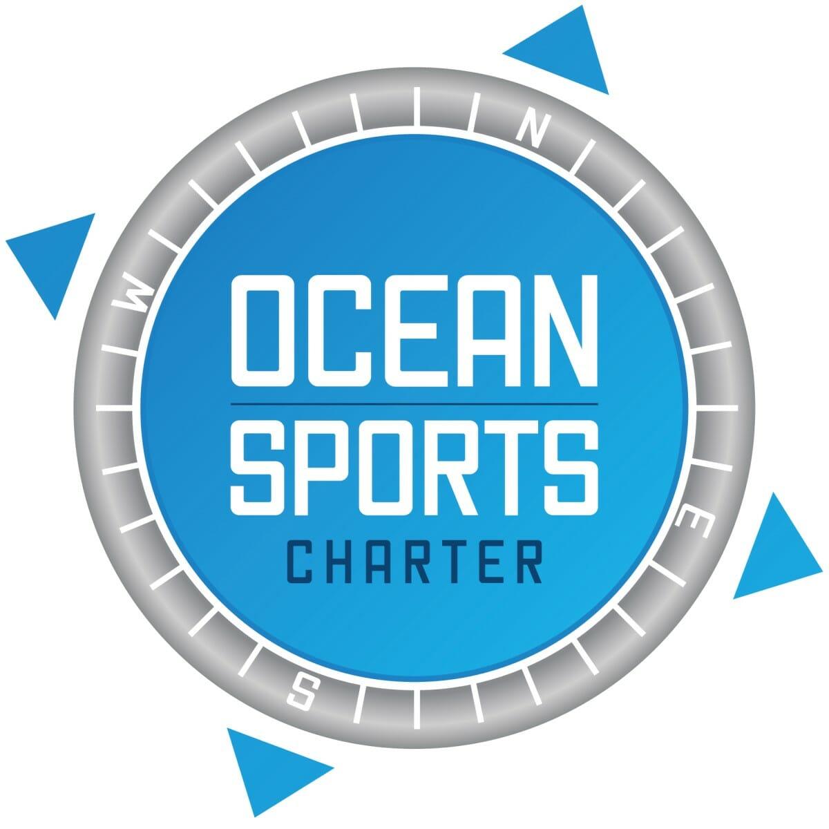 OCEAN SPORTS CHARTER LOGO